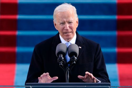 """These Memes About Who Wore Dior 1s To Biden's 2021 Inauguration Are Like, """"Go Off"""""""