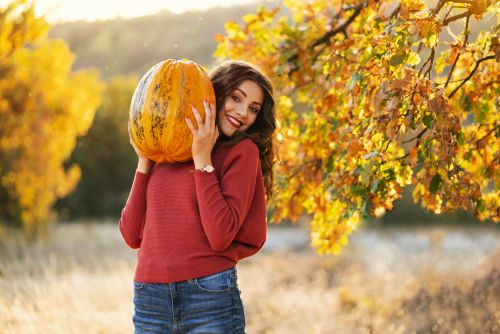 Best Instagram Captions For October, Because It's Finally Fall