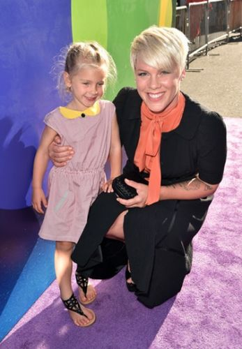 Pink's Quotes About Her Daughter, Willow, Prove She's The Most Badass Mom Ever
