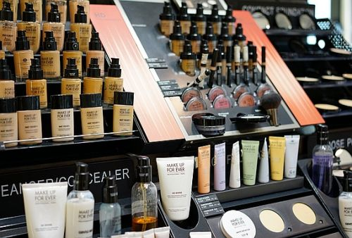 This Destroyed Makeup Counter at Sephora Will Give You Chills