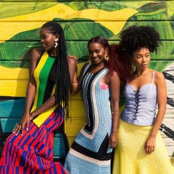 Three Summer Styles Perfect for Natural Hair and Braids