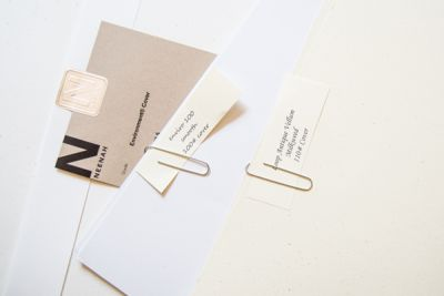 Sustainable Paper Inserts Making Their Debut