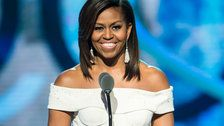 Michelle Obama's Daily Habit Is All About Happiness