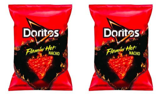 What Do Doritos Flamin' Hot Taste Like? They Have A Major Kick At The End
