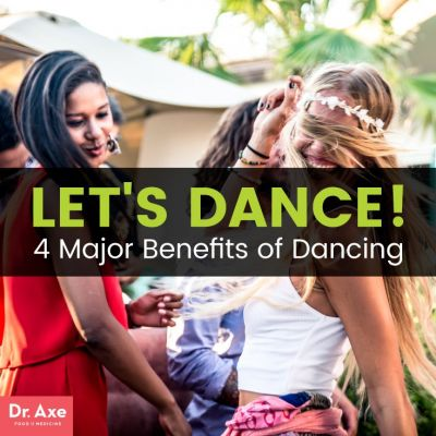 4 Major Benefits of Dancing, Including Increasing Your Brainpower!