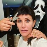 Courteney Cox Brought Back Her InfamousScream 3Bangs