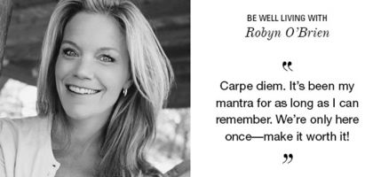 Be Well Living with Robyn O'Brien