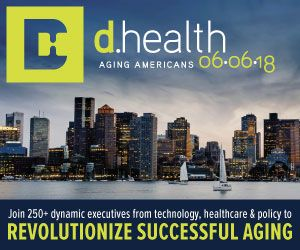 The Collaborative Revolution: d.health Aging Americans Summit 2018