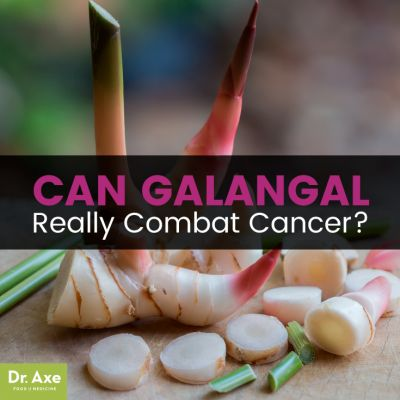 Galangal: The Best Cancer-Fighting Herb Around?
