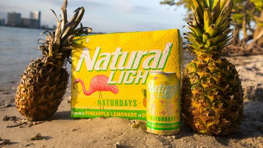 Here's Where To Buy Naturdays Pineapple Lemonade Beer To Unleash Your Summer Vibes