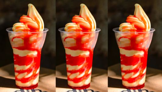 Disney's 'The Lion King' Food & Drink Offerings At Animal Kingdom Include A Boozy Take On Dole Whip
