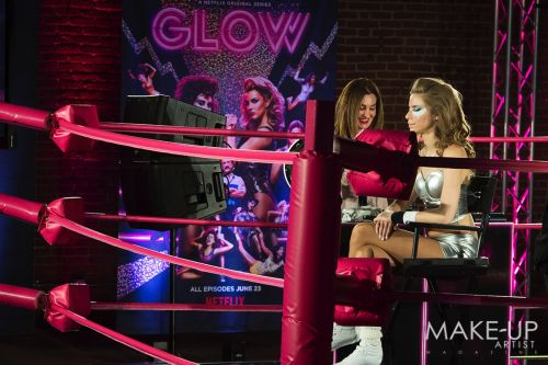 Take it to the Matte: A 'GLOW'-Inspired Event