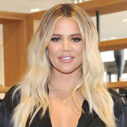 Khloé Kardashian Always Applies This $9 Face Mask Before a Photo Shoot