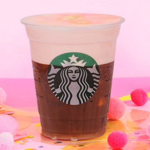 Starbucks Indonesia's Pink Drinks For Breast Cancer Awareness Month Look Delicious