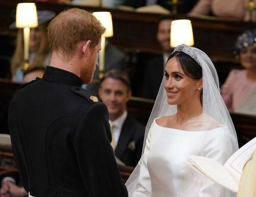 Meghan Markle's Makeup Artist Dished On Her Wedding Day Makeup & His Tips Are So Clutch
