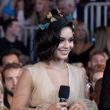 Vanessa Hudgens Wore '90s-Inspired Butterfly Clips at the Billboard Music Awards
