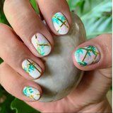 These Adorable Golden Girls Nails Will Make You Want to Call Grandma