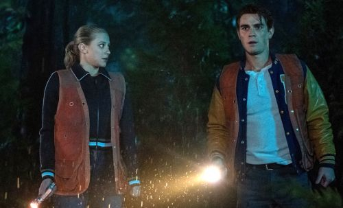 This 'Riverdale' Season 5 Photo Of A Truck Sparked Theories About A New Villain