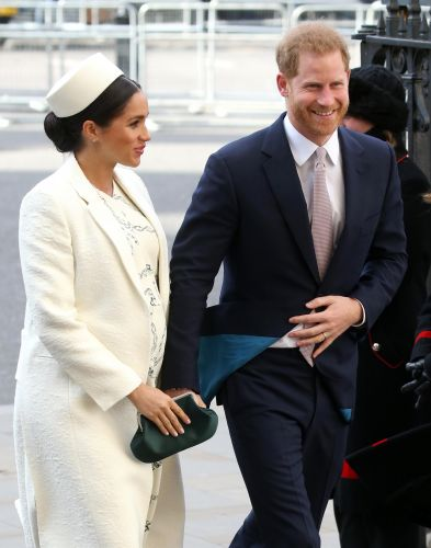 Prince Harry & Meghan Markle's Photos Together All Have These Two Things In Common