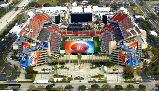 Will There Be Fans At The 2021 Super Bowl? It'll Be A Scaled Down Event