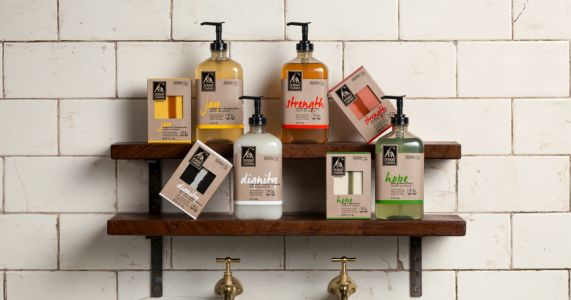 The Right To Shower Line Of Soaps & Body Washes Is Helping To Ensure People's Right To Shower