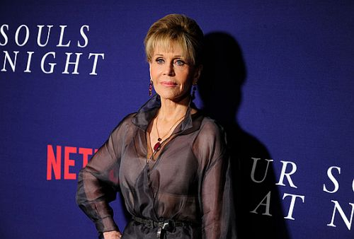 Jane Fonda Is Not Here for Your Plastic Surgery Questions