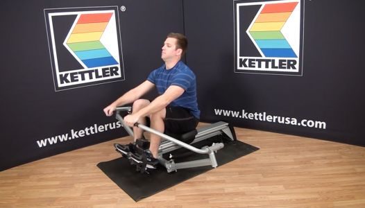 Kettler Kadett Rowing Machine Review: The Best Indoor Rower You Didn't Know