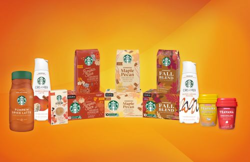 Starbucks' Fall 2020 At-Home Products Include PSL Favorites & New Offerings