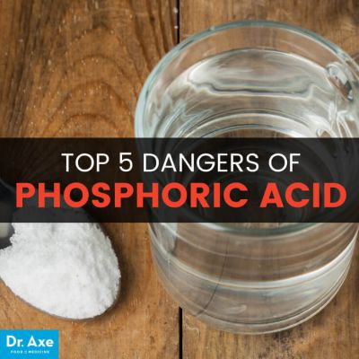 Phosphoric Acid: The Dangerous Hidden Additive You've Likely Consumed