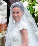 See All Angles of Pippa Middleton's Elegant Wedding Updo