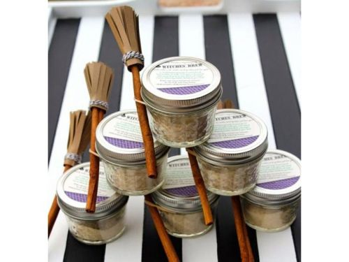 Witches Brew Halloween Party Favors