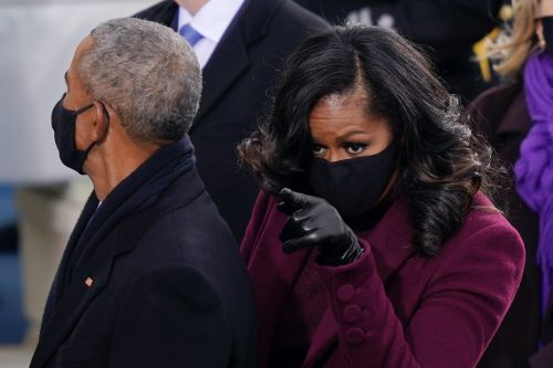Michelle Obama's 2021 Inauguration Outfit Is Her 2017 Look, But Stronger
