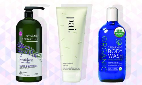 The 5 Best Organic Body Washes