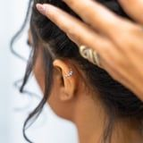 At-Home Piercings Have Spiked Since the Pandemic - Here's What to Know Before You DIY