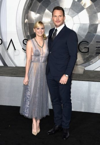 Anna Faris & Chris Pratt's Body Language Leading Up To Their Split Reveals They Were On The Rocks