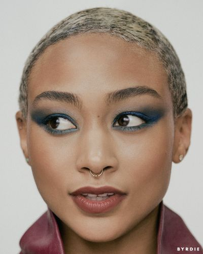 Tati Gabrielle on Wellness, Bold Makeup, and What It Takes to Play a TV Villain