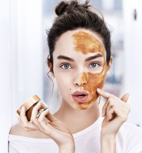 Bye, Harsh Exfoliators-Hello, Baby-Soft Skin