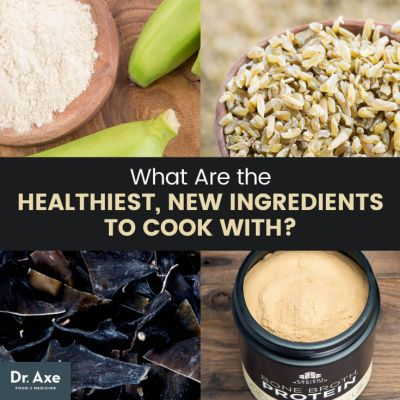 19 Healthy, New Ingredients to Cook With