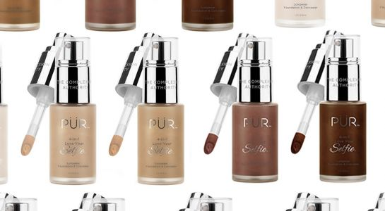 Where To Get PUR Cosmetics' Love Your Selfie Foundation, Which Comes In 100 Shades