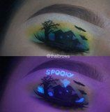 Why UV Paint Is the 1 Thing You Need for an Electrifying Halloween Look