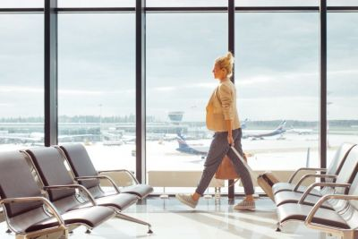 People Who Travel For A Living Share Their No. 1 Airport Hack