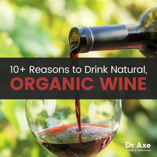 10+ Reasons to Drink Natural, Organic Wine