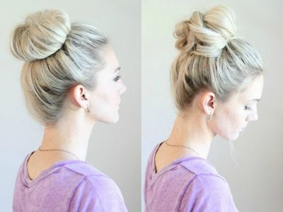 20 Quick & Easy Updos For Your Craziest Mornings