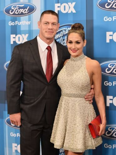 Nikki Bella & John Cena Are Back Together, According To This Source, & Of Course