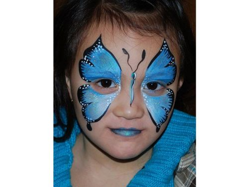 11 Creative Face Painting Ideas That Are Easy, Too