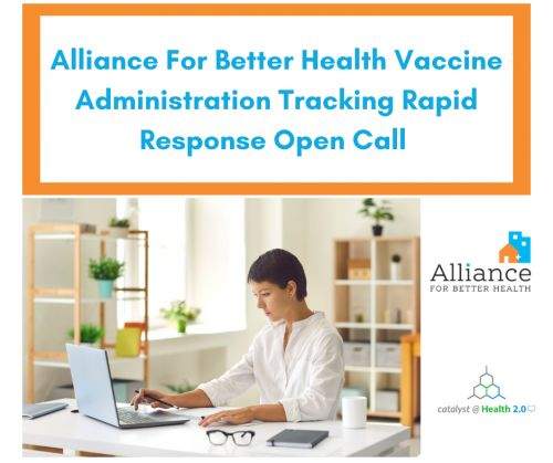 Catalyst Health 2.0 & AFBH Launch Call For COVID-19 Vaccine Administration Tracking