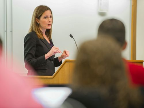 Who Is Amy Coney Barrett? Trump's Potential Supreme Court Nominee Has A Concerning Record