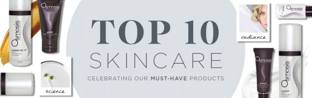 Top 10: Skincare Products!