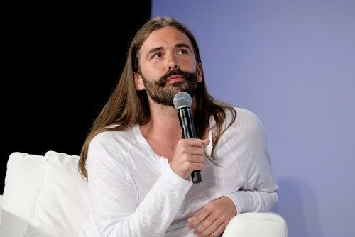 'Queer Eye's Jonathan Van Ness Reveals Hair & Skincare Tips To Help You When It's Hot AF - EXCLUSIVE