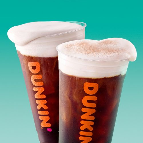 The Price Of Dunkin's Cold Foam As A Drink Add-On Will Up Your Bill By Nearly $1